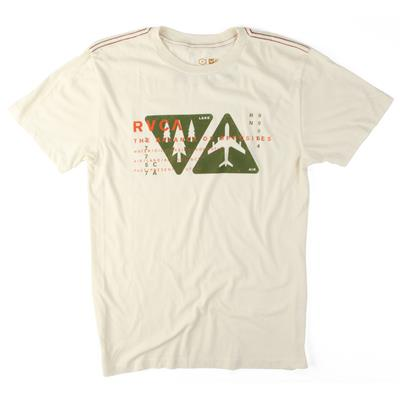 RVCA Air And Land T-Shirt