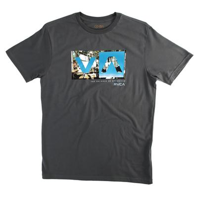RVCA Transition Box T-Shirt