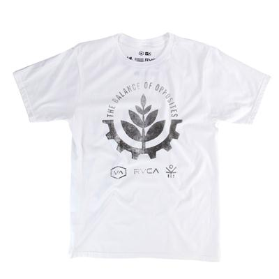 RVCA Leaf & Gear T-Shirt