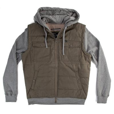 RVCA Puffer Bedford Jacket