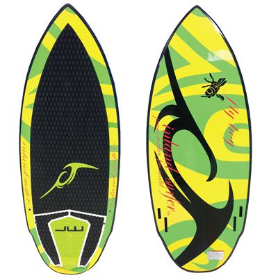 Inland Surfer Fly Boy Big Boy Pro Wakesurf Board 2013