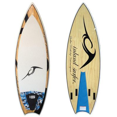 Inland Surfer Swallow V2 Wakesurf Board 2013