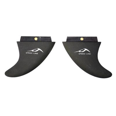 Inland Surfer Carbon Tweeners 10 Speed Line Fins 2014