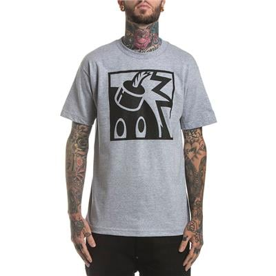The Hundreds Forever Square Adam T-Shirt