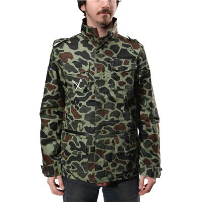 The Hundreds Axel Jacket