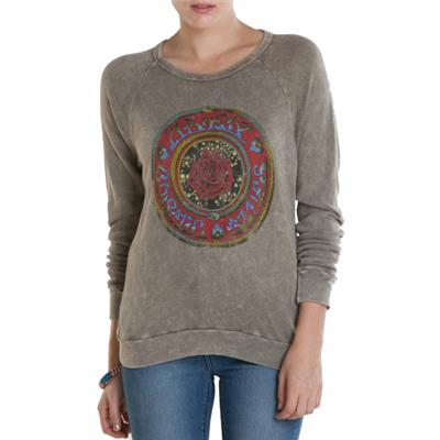 Obey Clothing Cosmic Blues Sweater - Women's