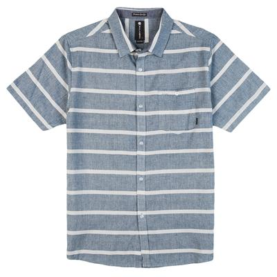 Billabong Stranded Short-Sleeve Button-Down Shirt