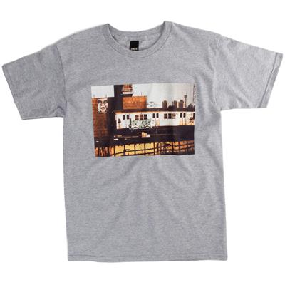 Obey Clothing X Cope2 Subway Photo T-Shirt