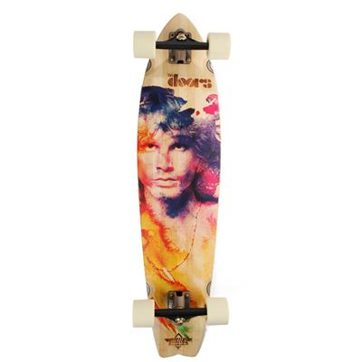 Dusters The Doors Mojo Rising Longboard Complete