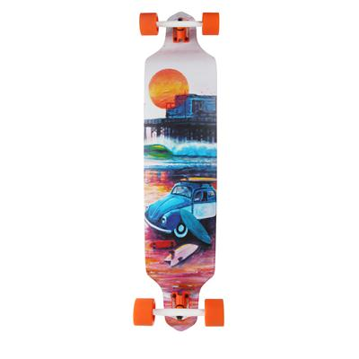 Dusters Shorebreak Longboard Complete