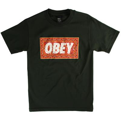Obey Clothing Magic Carpet T-Shirt