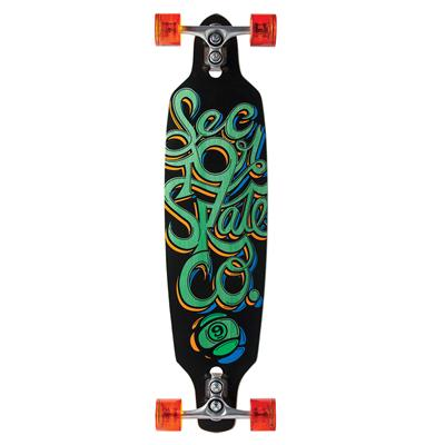 Sector 9 Fraction Longboard Complete