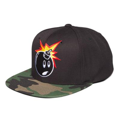 The Hundreds Adam Camo Hat