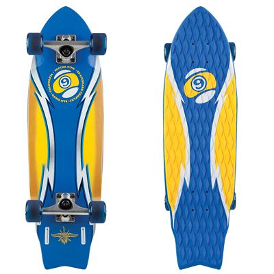 Sector 9 Bolt Quad Longboard Complete