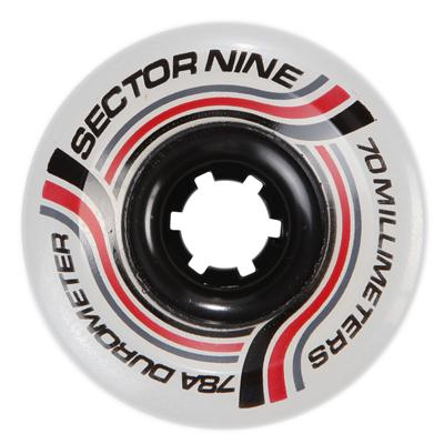 Sector 9 TS Nine Balls 78A Longboard Wheels