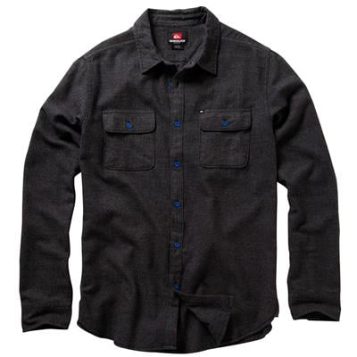 Quiksilver Fuzzy Goggles Button-Down Shirt