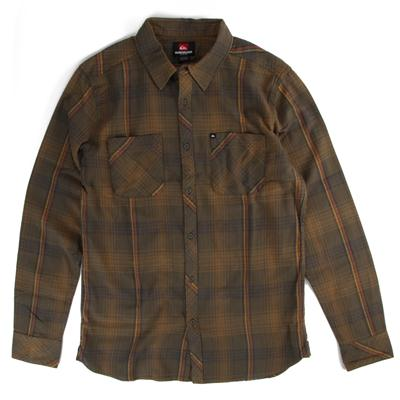 Quiksilver Garage Shape Button-Down Shirt