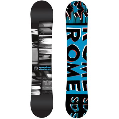 Rome Reverb Snowboard 2014