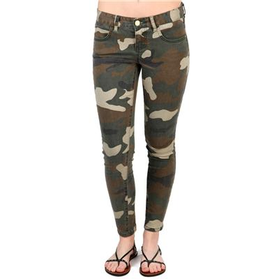 Billabong Seeker Camo Jeans - Women's
