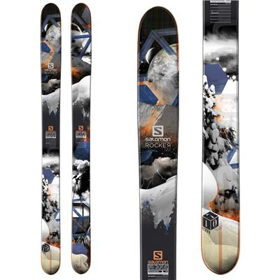 Salomon Rocker2 122 Skis 2014