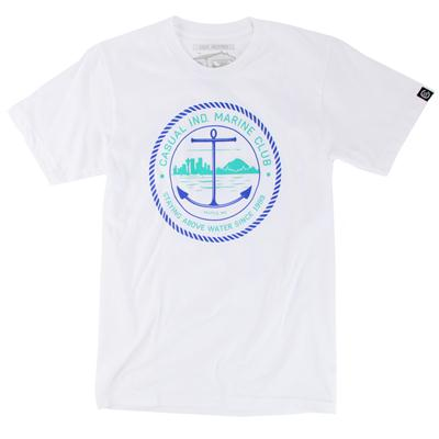 Casual Industrees Marine Club T-Shirt