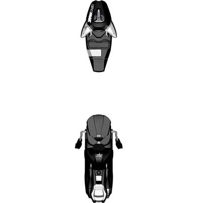 Salomon L7 Ski Bindings - Big Kids' 2015