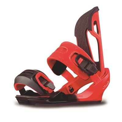 Switchback Halldor Helgason Pro Model Snowboard Bindings 2014