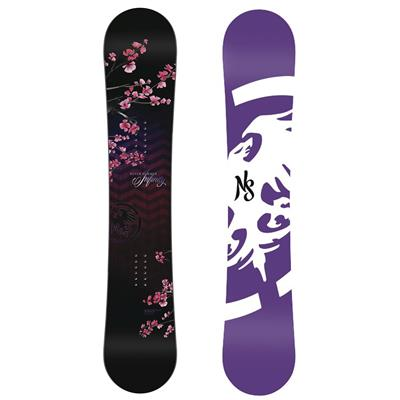 Never Summer Infinity Snowboard - Women's 2014
