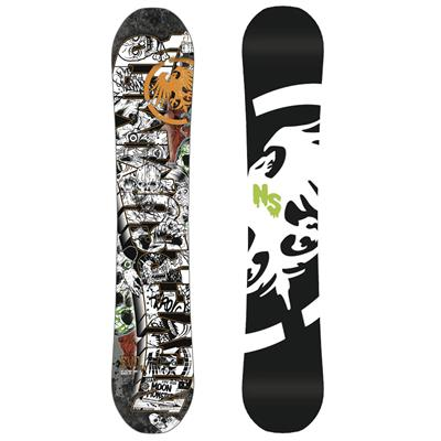Never Summer Evo 4.0 Snowboard 2014