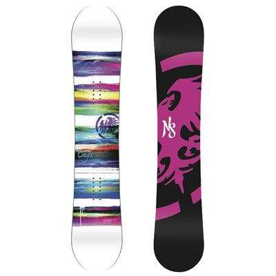 Never Summer Onyx Snowboard - Women's 2014