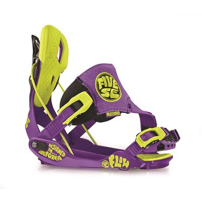 Flow The Five SE Snowboard Bindings 2014