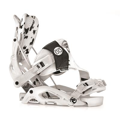 Flow Isis-SE Snowboard Bindings - Women's 2014