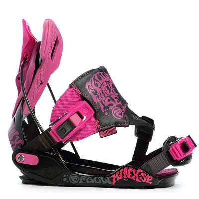 Flow Minx-SE Snowboard Bindings - Women's 2014