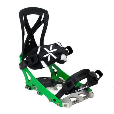 Karakoram Split30 Splitboard Bindings 2014