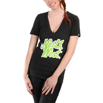 Casual Industrees The Northwest V-Neck T-Shirt - Women's