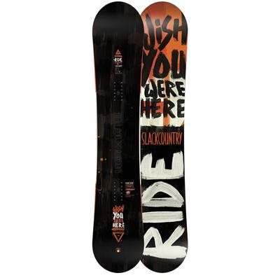 Ride Slackcountry Snowboard 2014