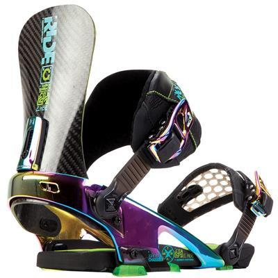 Ride El Hefe Snowboard Bindings 2014