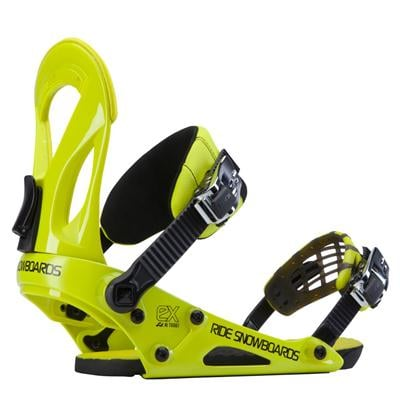 Ride EX Snowboard Bindings 2014