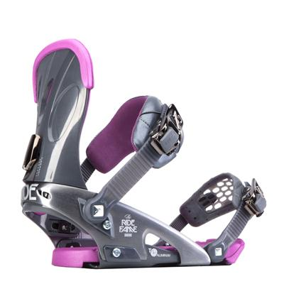 Ride Fame Snowboard Bindings - Women's 2014