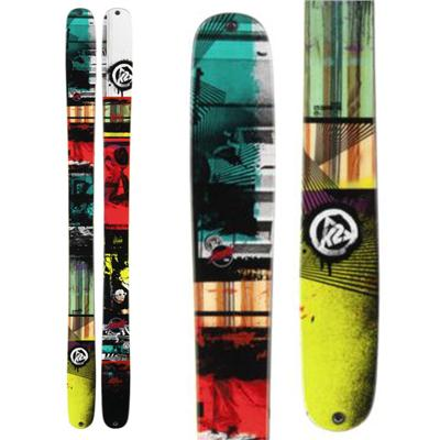 K2 Shreditor 112 Skis 2014