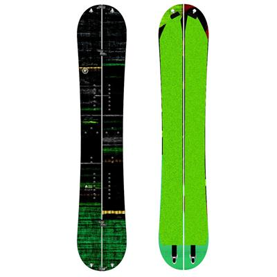 K2 Panoramic Splitboard Package 2014