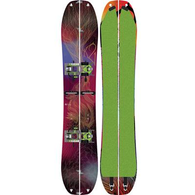 K2 Northern Lite Splitboard Package - Women's 2014