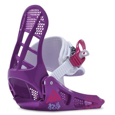 K2 Lil Kat Snowboard Bindings - Kid's 2015