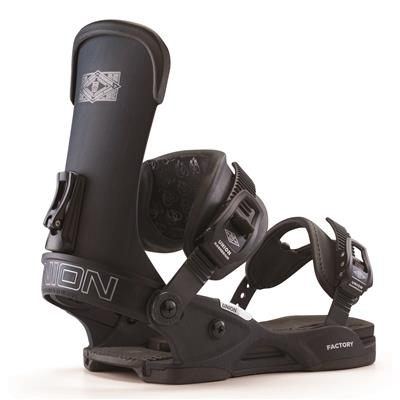 Union Factory Snowboard Bindings 2014