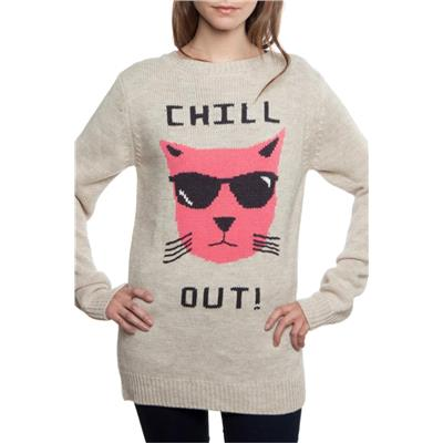Glamour Kills Chill Out Knit Sweater - Women's