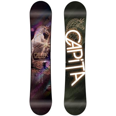 CAPiTA Space Metal Fantasy Snowboard - Women's 2014