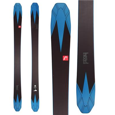 Head Collective 105 Skis 2014