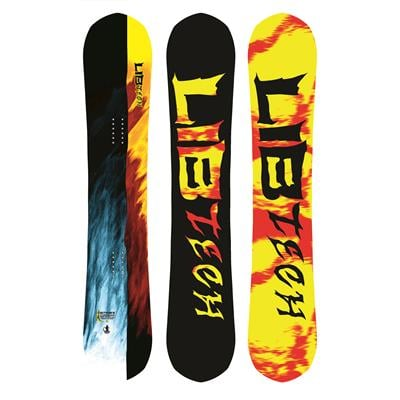 Lib Tech Hot Knife C3BTX Snowboard 2014