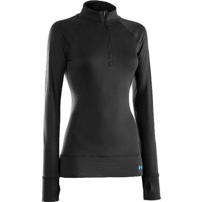 Under Armour Base 2.0 1/4 Zip Top - Women's