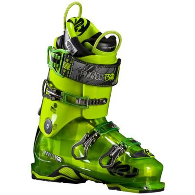 K2 Pinnacle 130 Ski Boots 2014